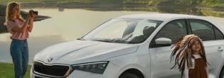 Обзор на автомобиль ŠKODA RAPID