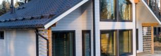 Особенности проектирования дома на узком участке
